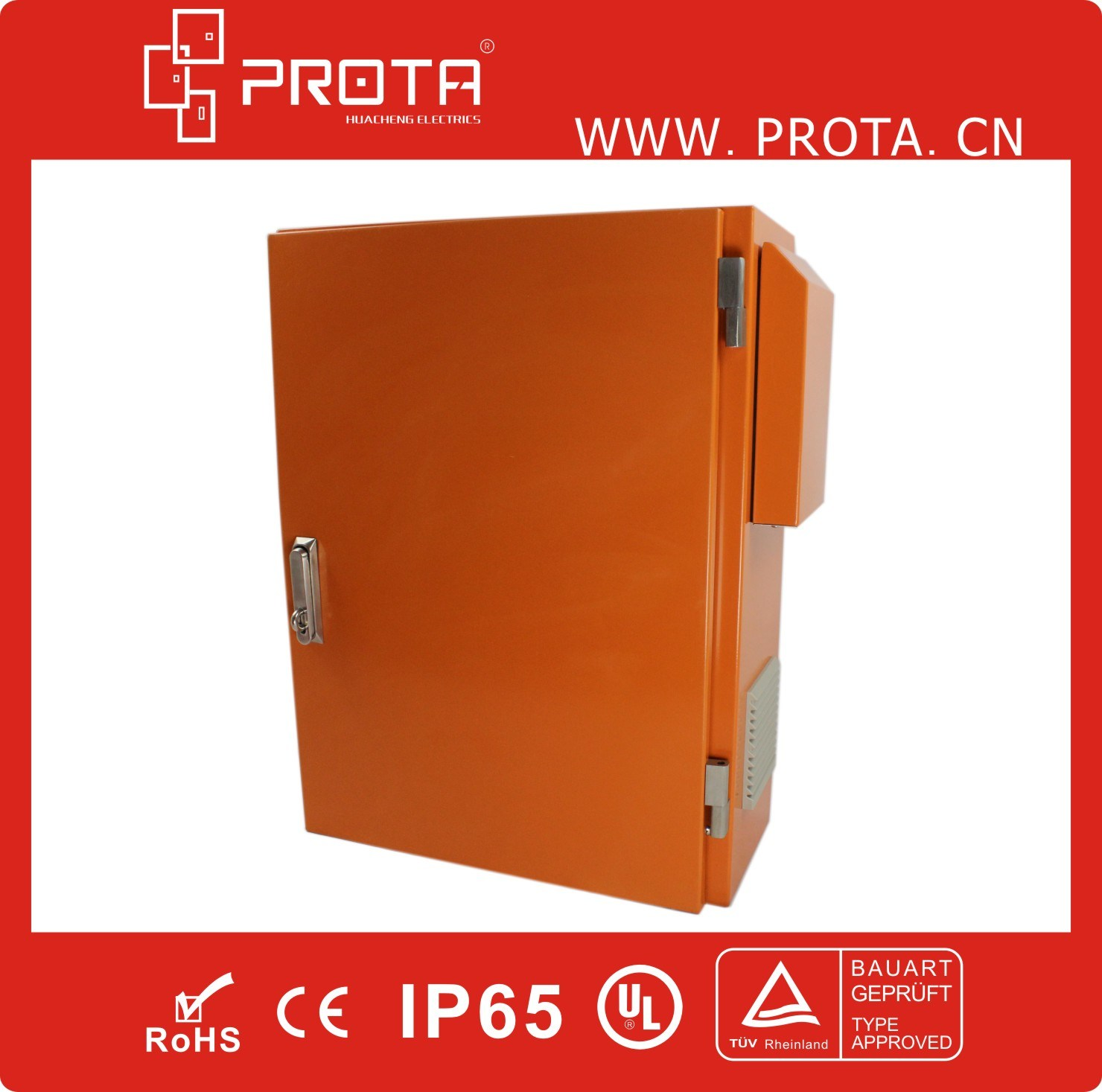 Electrical Distribution Board--Special Designed Stainless Steel Enclosure