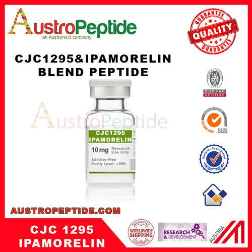Cjc-1295 W/O Dac (MOD GRF 1-29) , Ipamorelin 10mg Blend Peptide