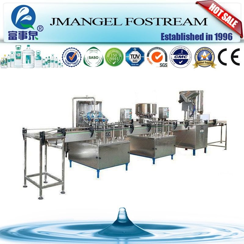 Factory Directly Price Automatic Carbonated Beverage Bottling Machine