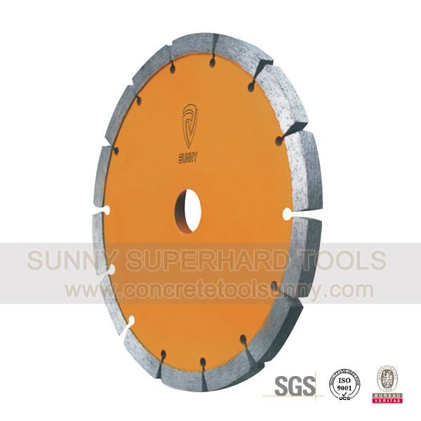 Diamond Tuck Point Saw Blade for Concrete Stone Grooving