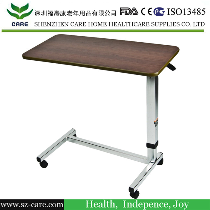 china luxury hospital icu bed used hospital bedside tables