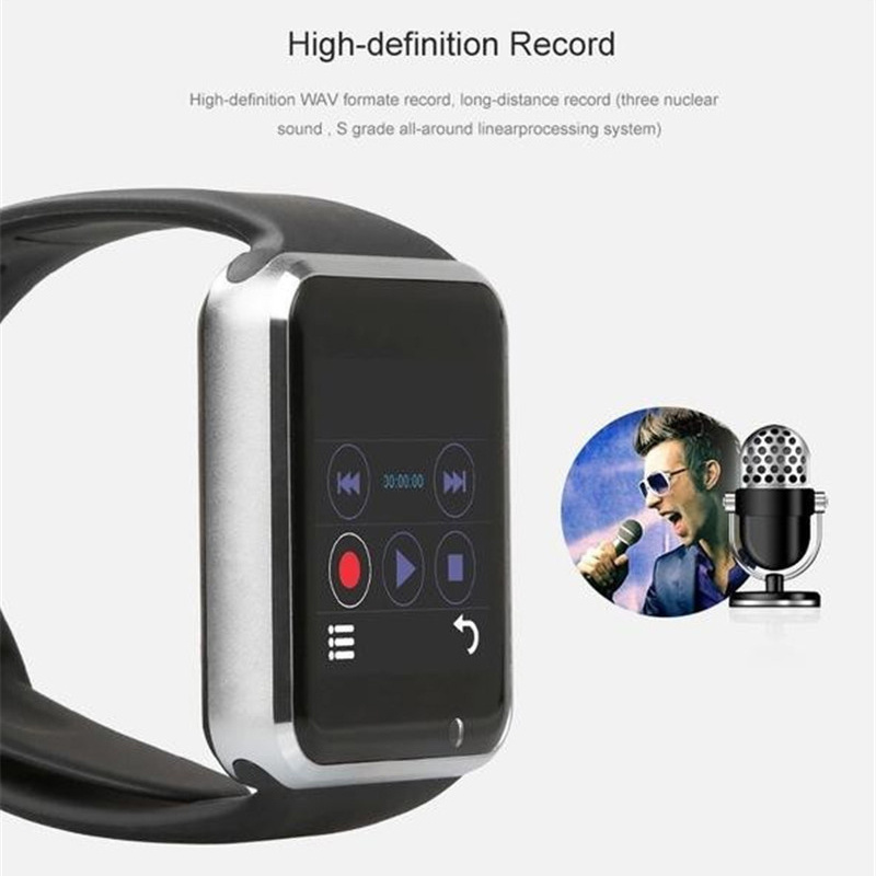 Promotion Factory Sale A1 Smart Bluetooth Watch with SIM Card