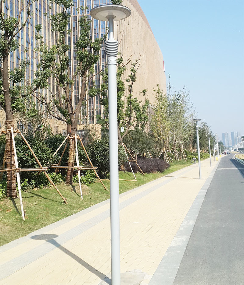 Area Lighting Poles