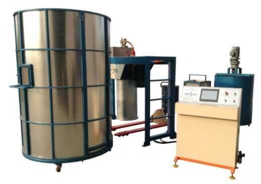 Semi-Automatic Foaming Machine Foam Batching Machinery