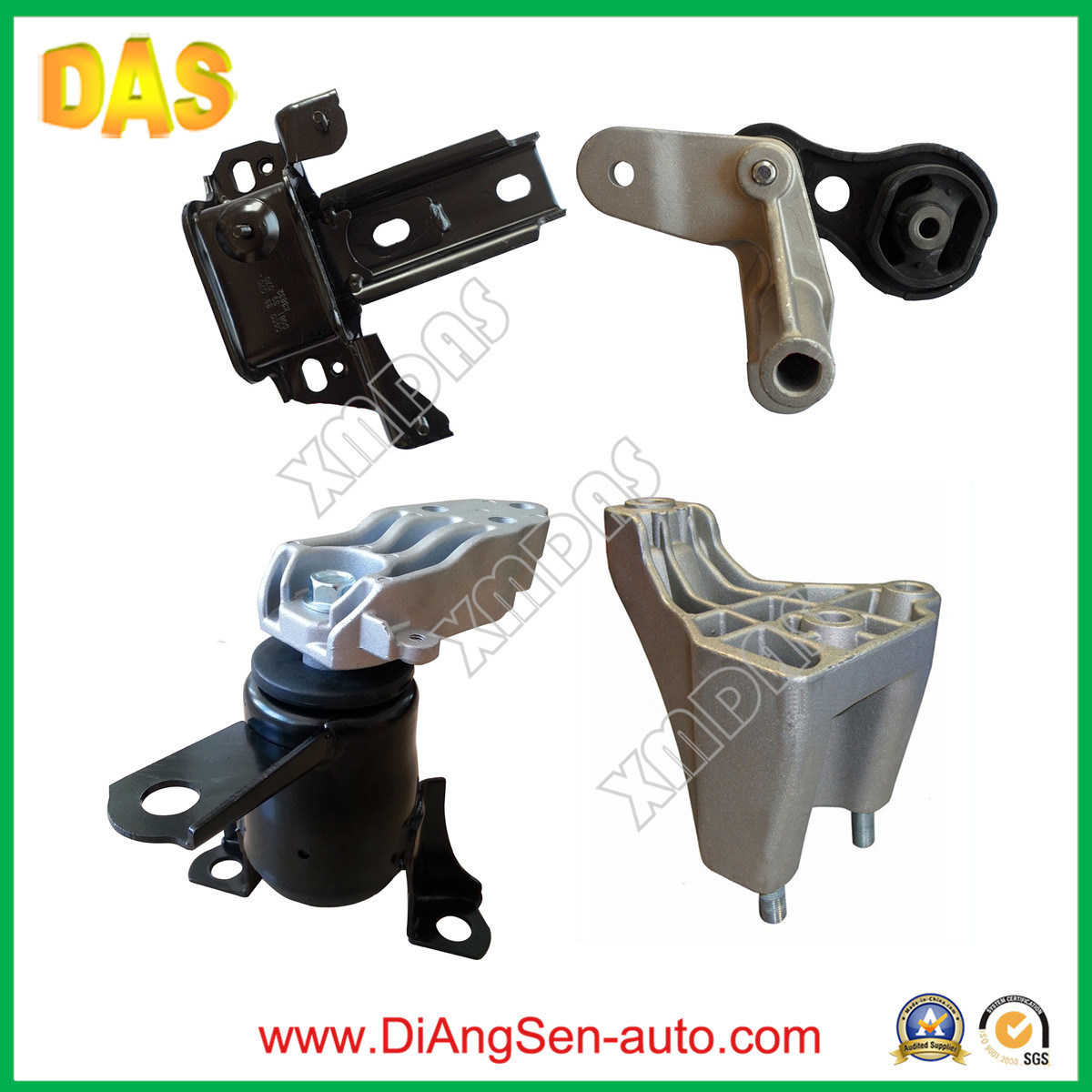 China Auto Spare Parts Front Engine Motor Mount For Mazda 2 Photos Amp Pictures Made In China Com