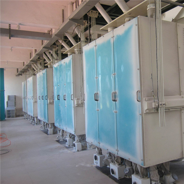 The Flour Mill for Wheat/Maize/Corn (6FTF-38)