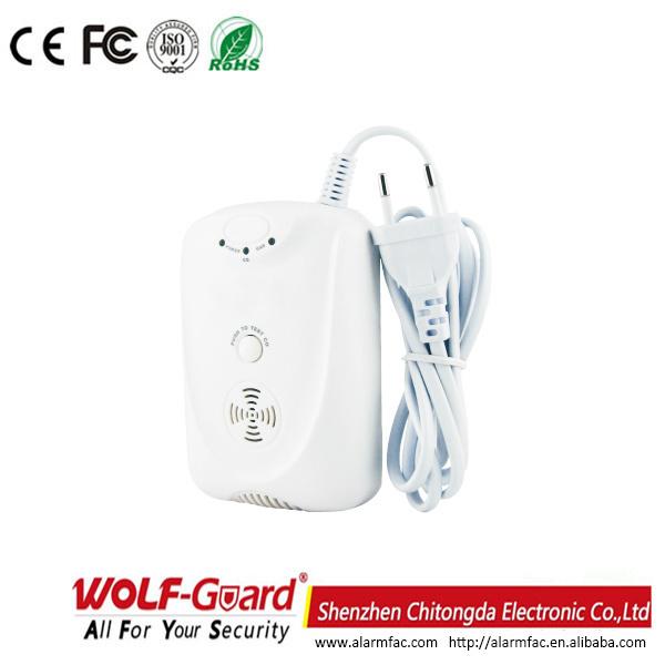 Gas Carbon Monoxide Detector Warm-up Time: 3-5 Minutes