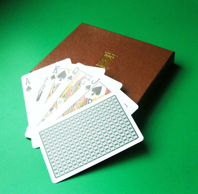 High Quality Plastic Poker Cards
