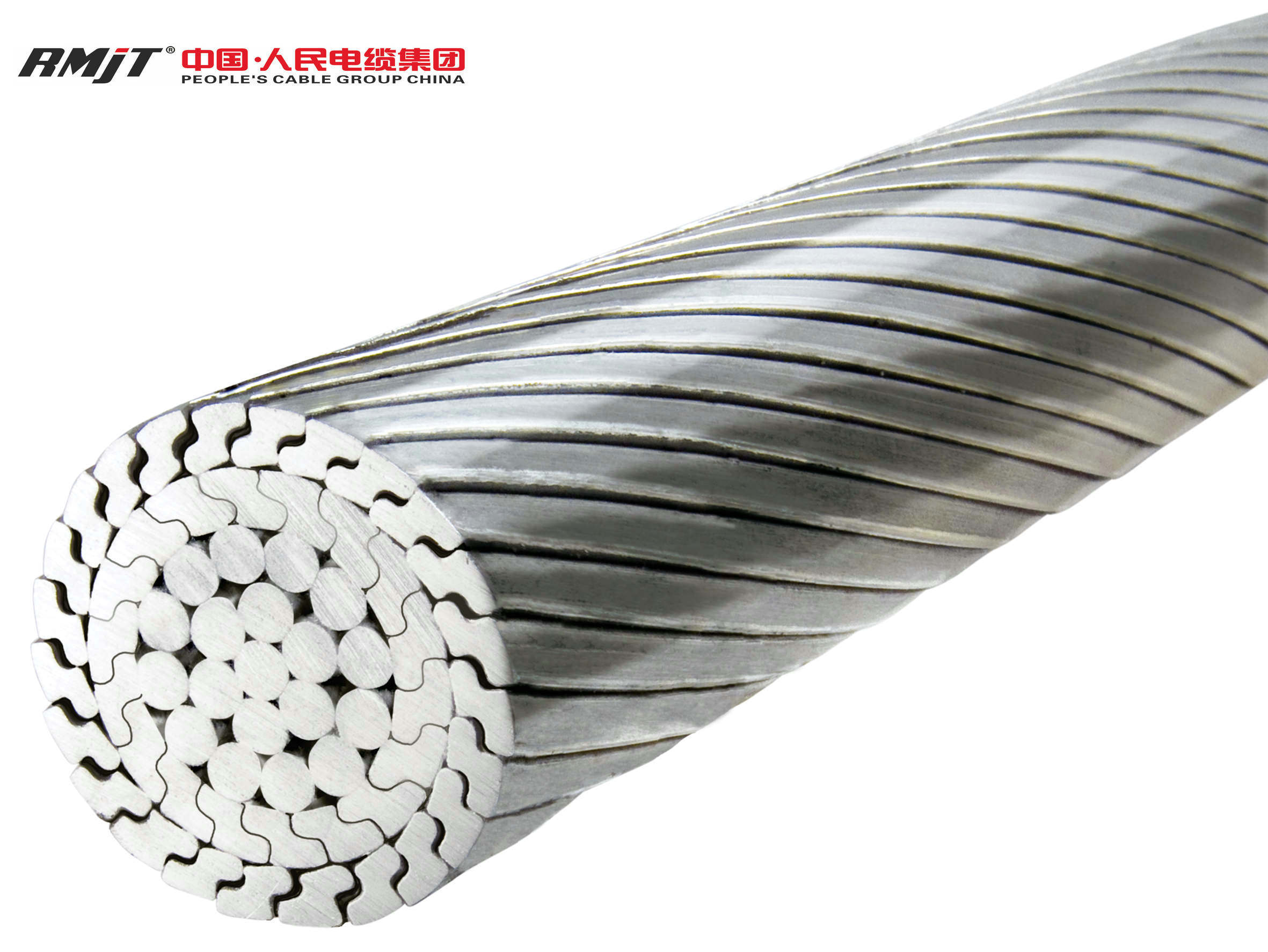 Overhead Cable Aluminum Conductor ASTM B399 AAAC Conductor