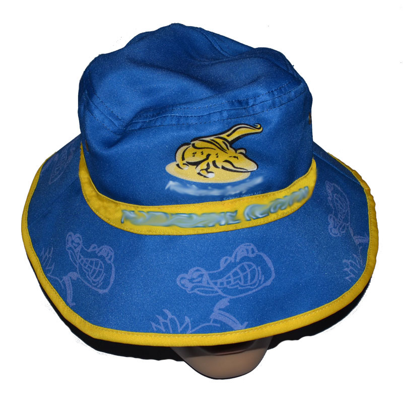 Sublimated Bucket Hat/Sublimation Fisherman Hat/School Hat