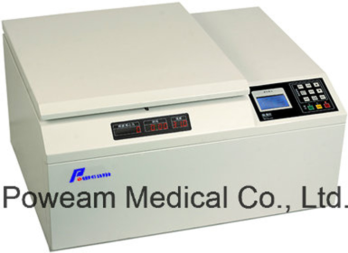 CE Approved Low Speed Refrigerated Centrifuge (6L)