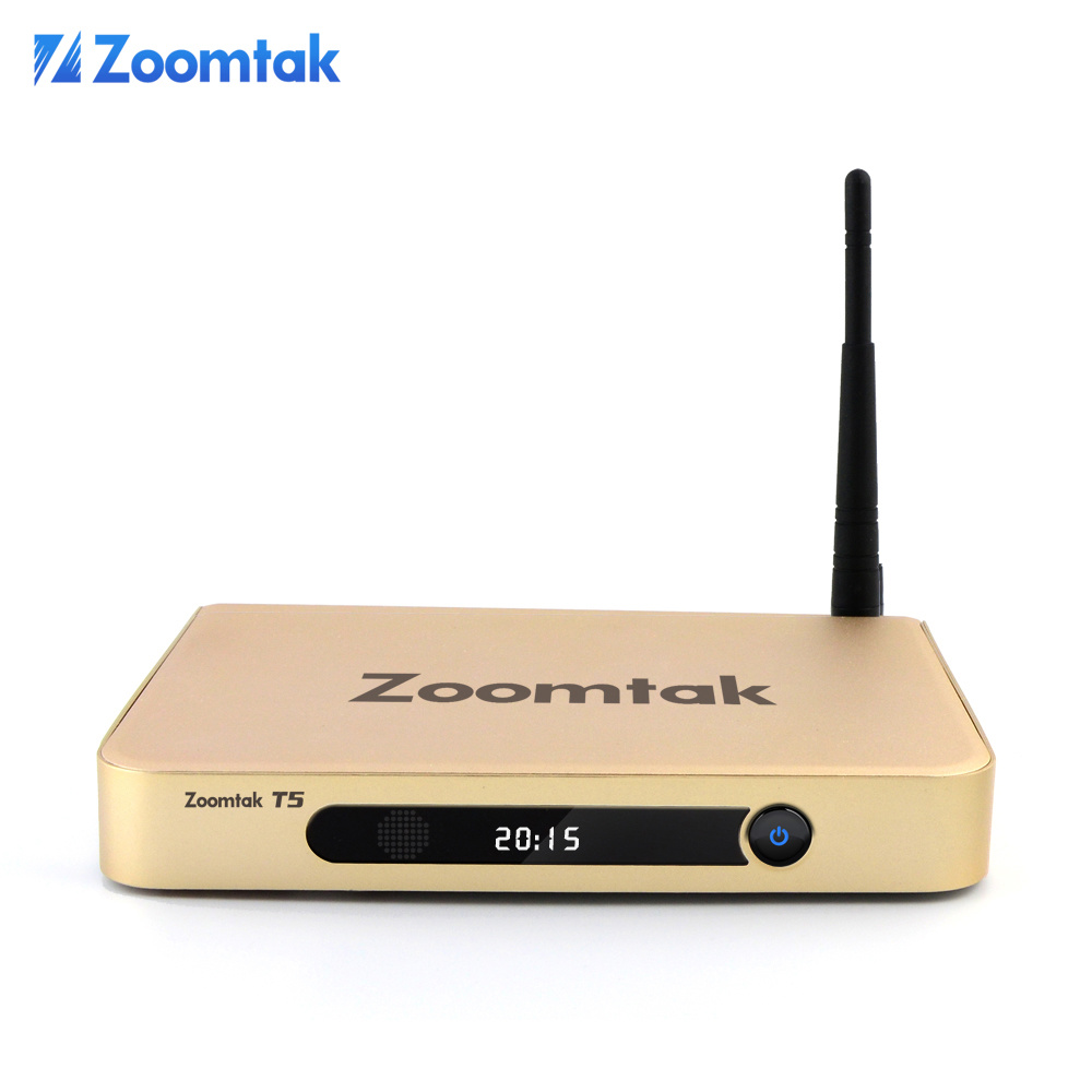 Best Selling Quad Core S805 Android TV Box T5 Dreambox