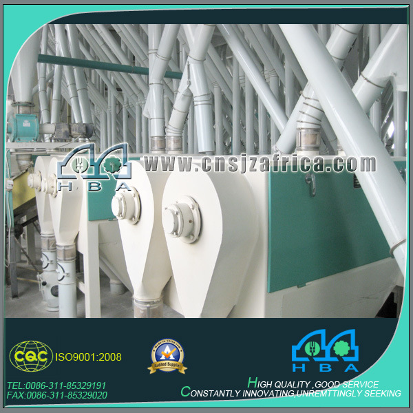 120t/D Flour Milling Machine / Flour Mill