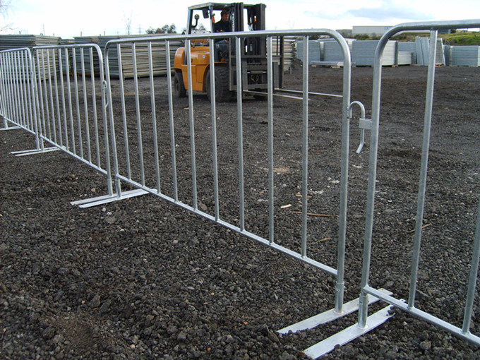Hot-DIP Galvanized Crowd Control Barrier (XM - CCB)