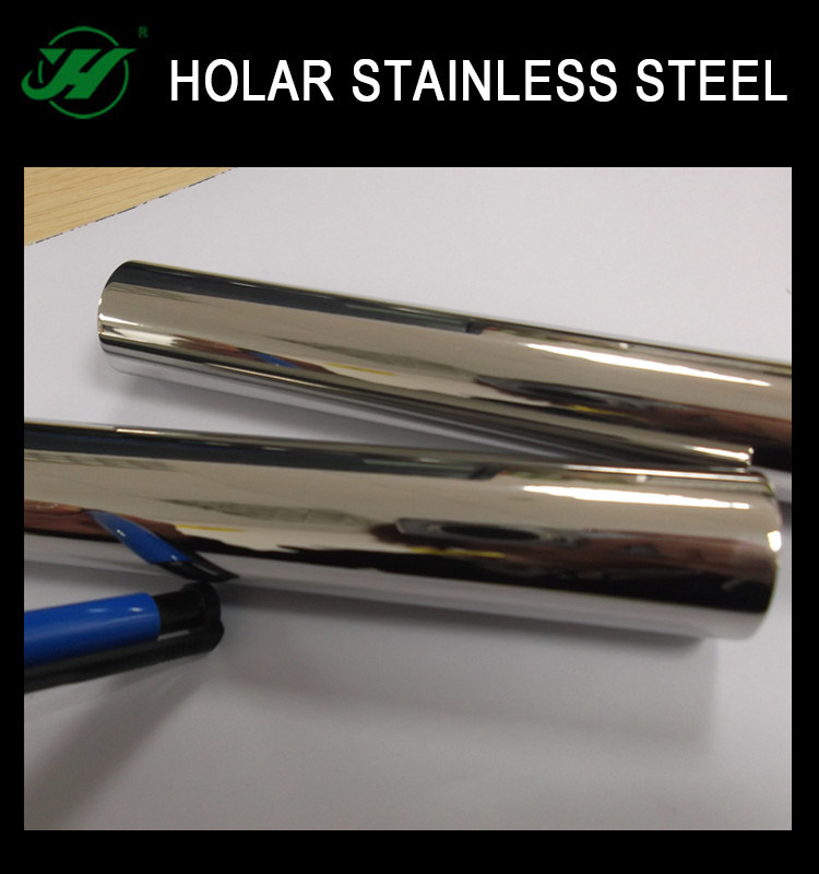 China Top Quality Stainless Steel Welded Pipe (304/304L 316/316L)