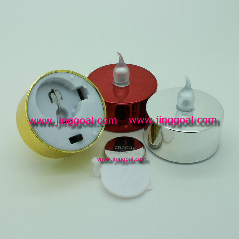 Flameless Battery LED Tealight
