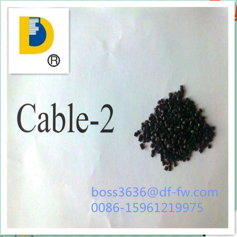 PE Pellets for Electric Cable (Cable-2)