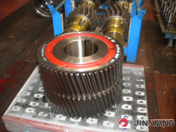 Cylindrical Gear Set