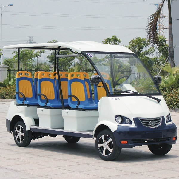 China 8 Seat Electric Garden Cart with CE Certification DN 8