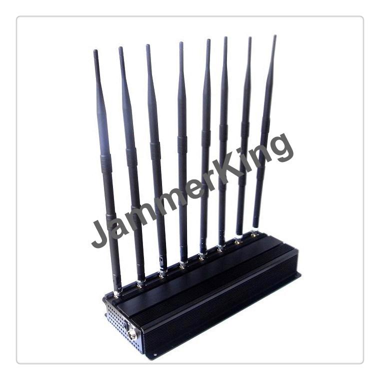 Car remote control jammer blocker - blocker jammer rf unit