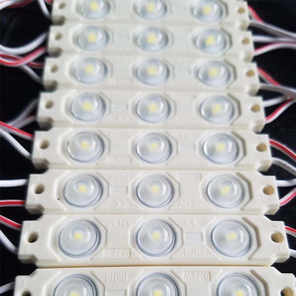 Signs Channel Letters with LED Module Lighting 1.08W From Shenzhen China