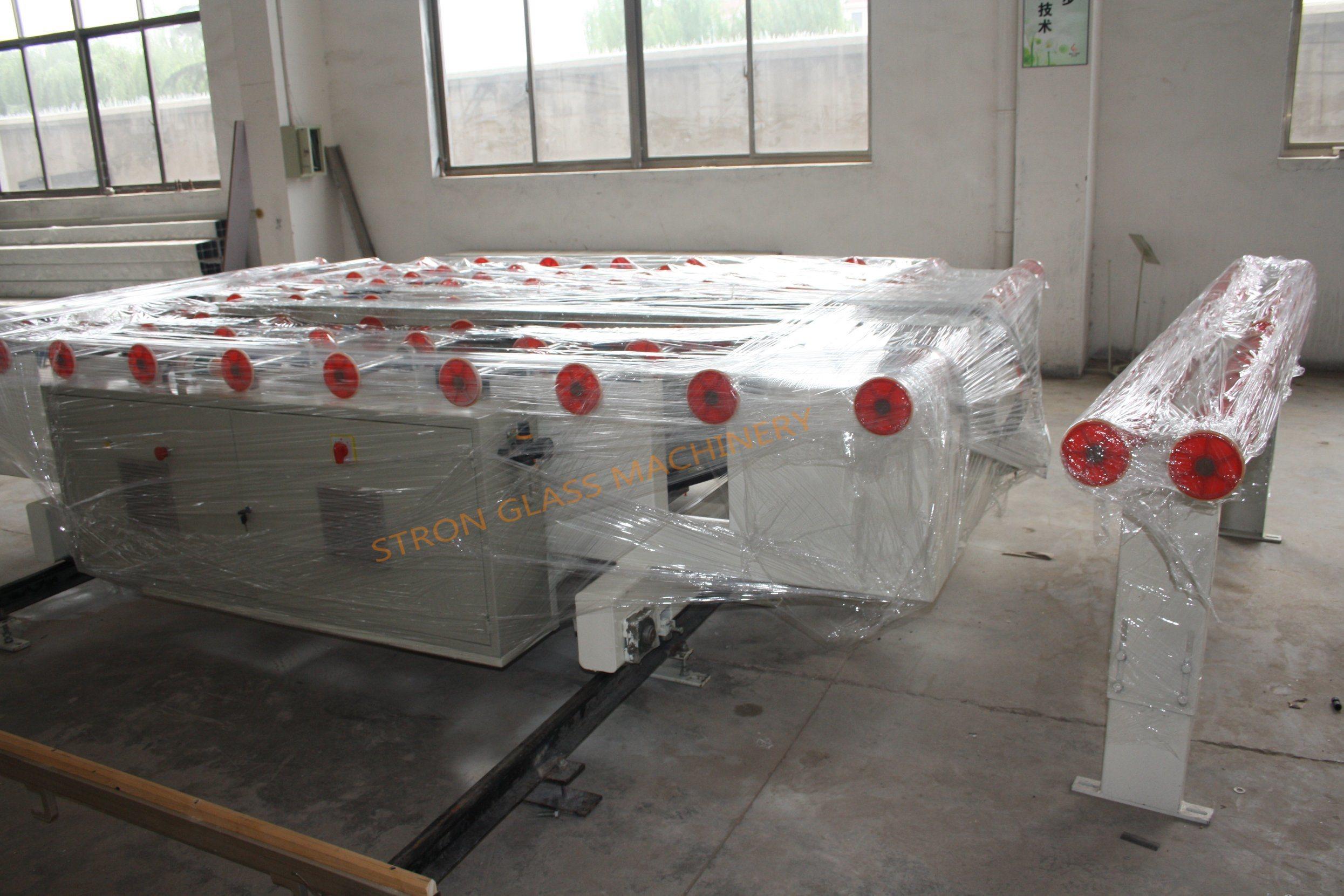 4028 Automatic Glass Loading Machine