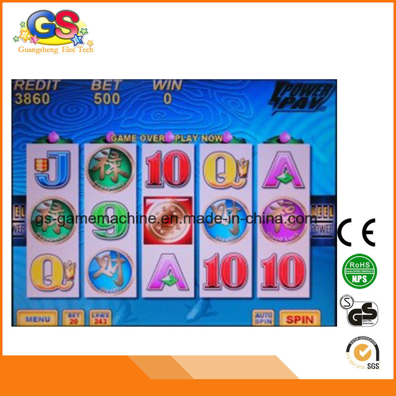 Gambling Arcade Jamma Multi PCB Game Board Cable Harness Machine for Sale