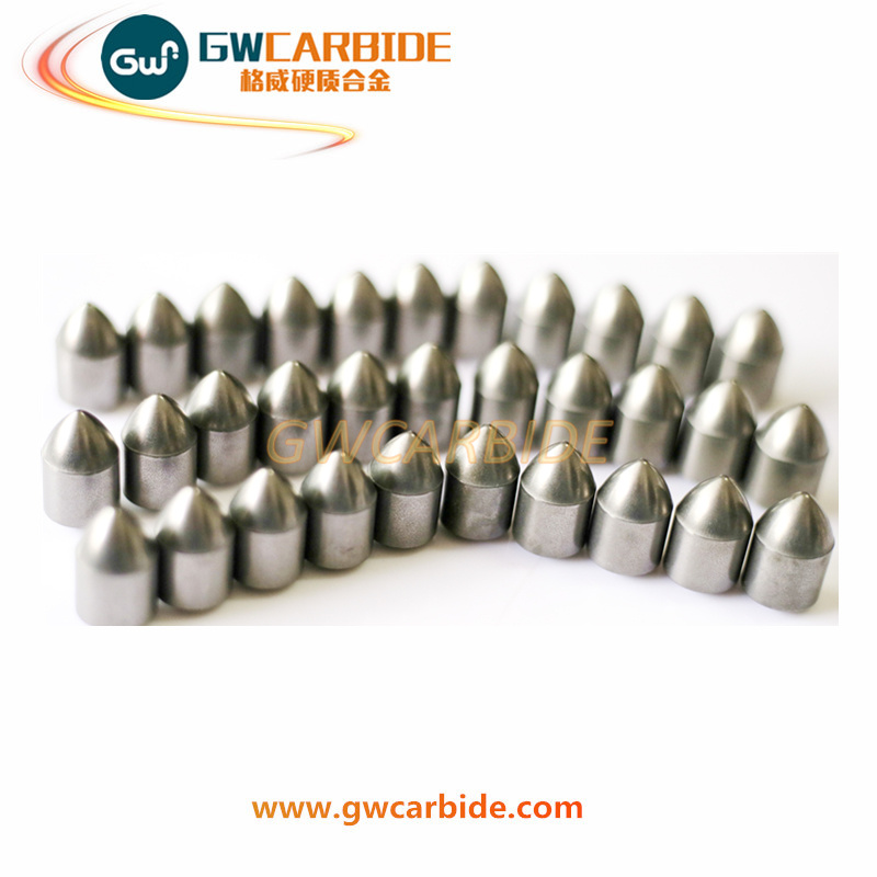 Tungsten Carbide Button Bit for Mining