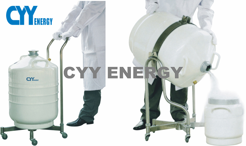 Yds3 Cryogenic Liquid Nitrogen Container for Semen Storage