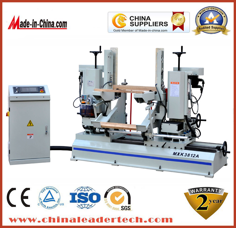 High Precision Woodworking CNC Automatic Double-End Tenoner Machine