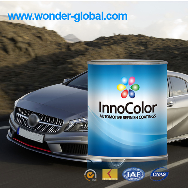 Good Leveling 1k Silver Colors Car Paint
