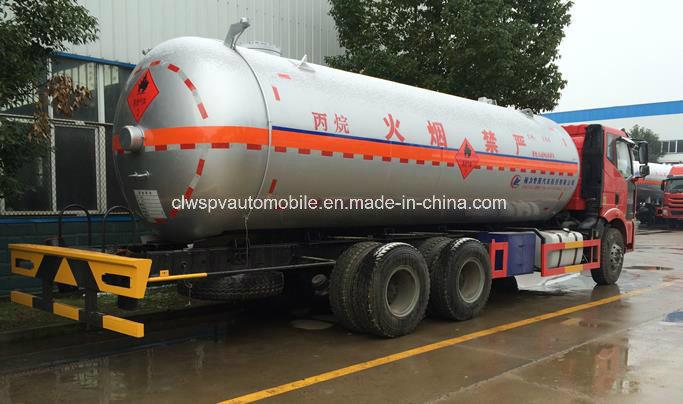 China 24 M3 LPG Tanker 25 Cbm M3 Liquefied Gas Tanker Price