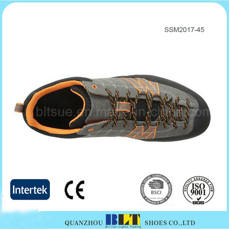 Comfortable Hiking Shoe Smooth Recycled Polyester Lining