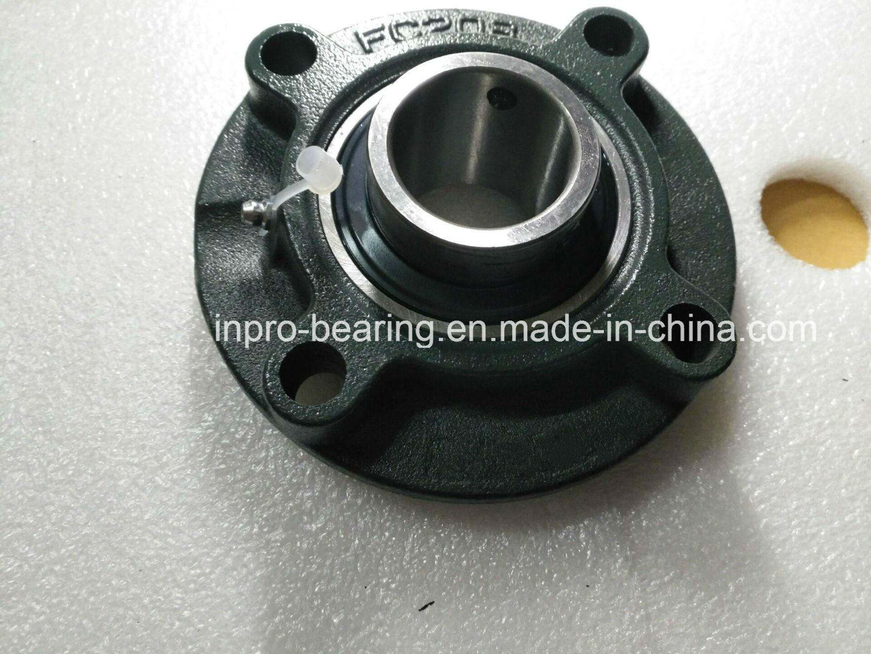 High Quality Cast Iron Flange Cartridge Units Ucfc208-24