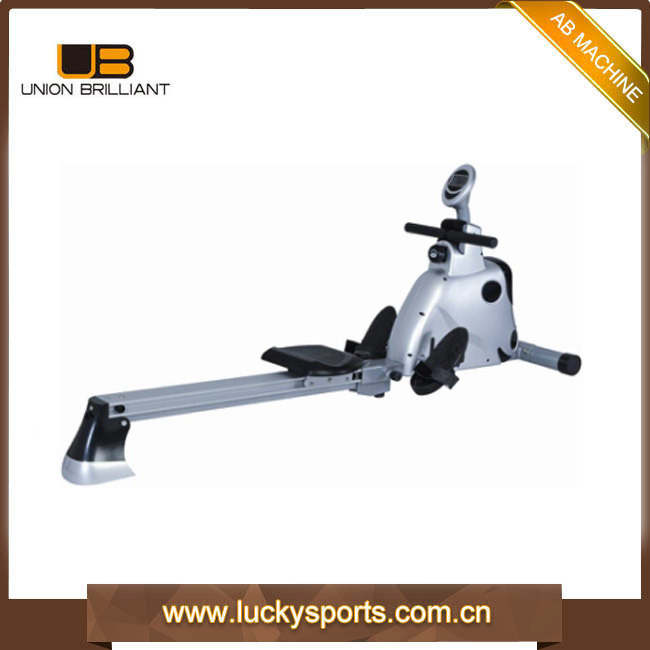 High Quality Magnetic Folding Exercise Gym Magnetic Rowing Machine