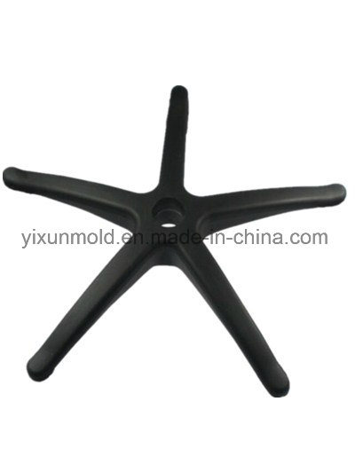 Customized Office Plastic Chair Spare Parts with Five Star Legs
