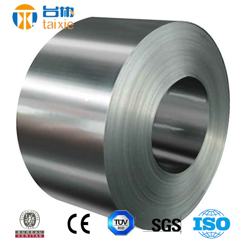 ASTM321 Cold Rolled Stainless Steel Sheet Coil SUS321