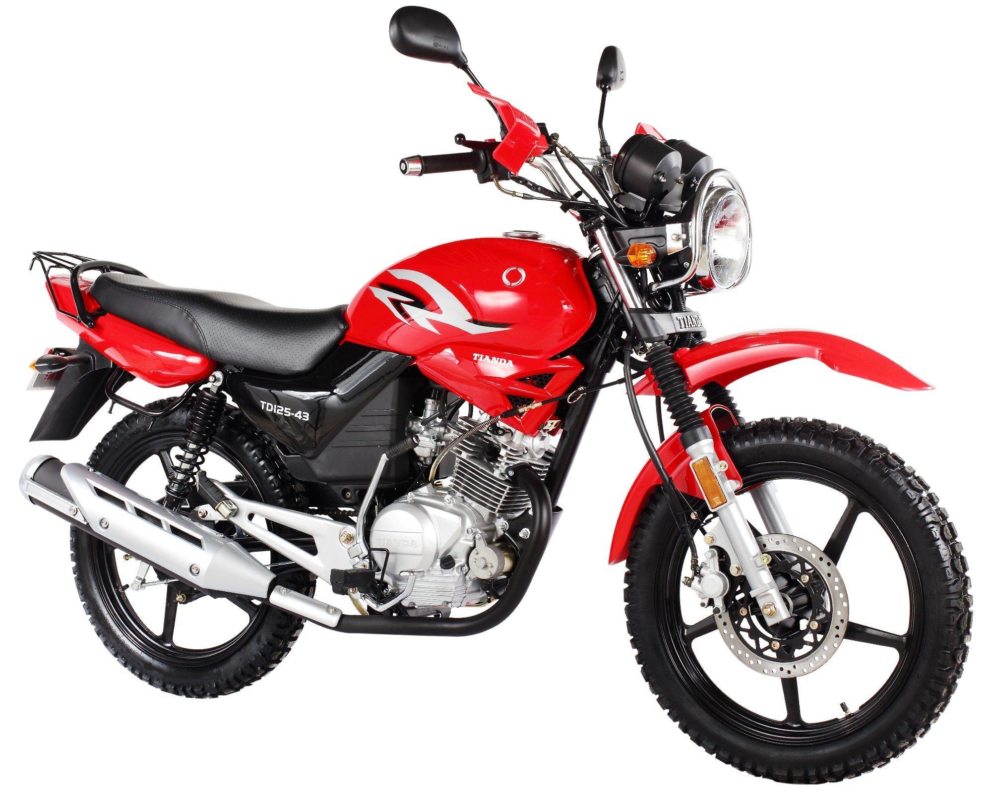 Ybr off Road Motorcycle