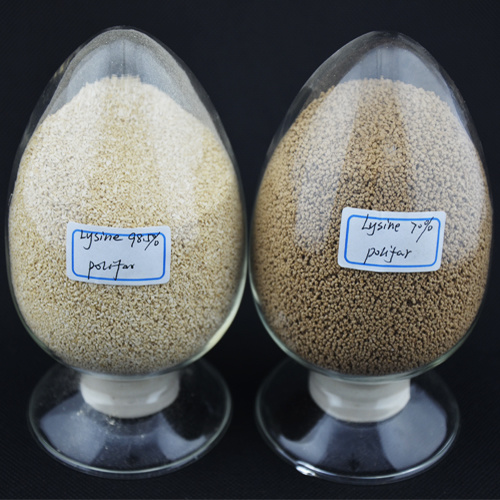 Feed Additives Amino Acids Lysine HCl 98.5%