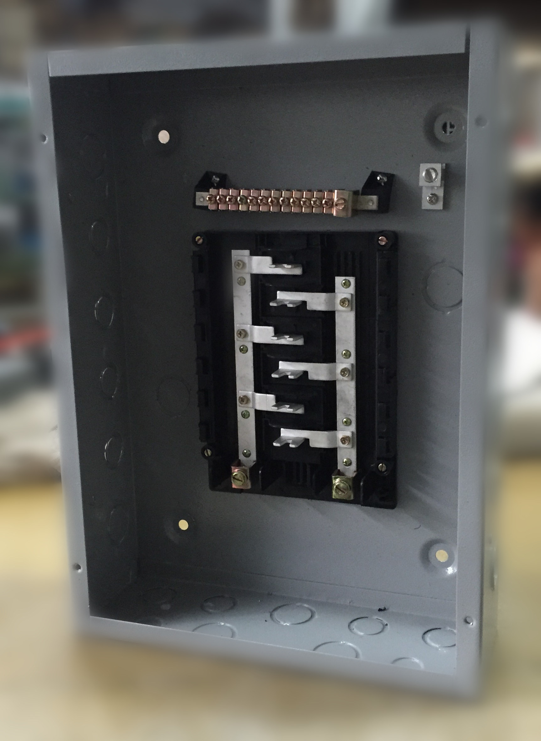 12 Way Plug in Type Distribution Board
