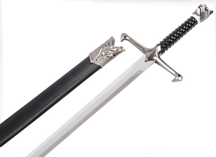 Game of Trhones Greatsword with Scabbard/Movie Sword