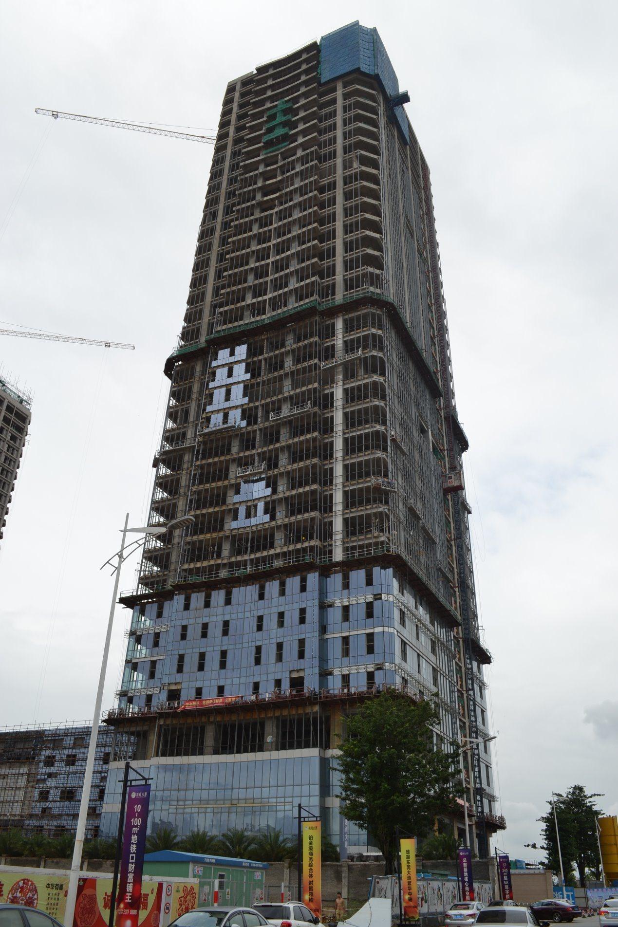 Construction Qtz160 (TC6517) High Quality 10tons Tower Crane