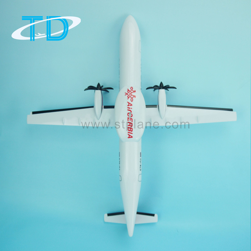 Air Sebia Atr72-500 27cm Scale Decorative Airplane Model
