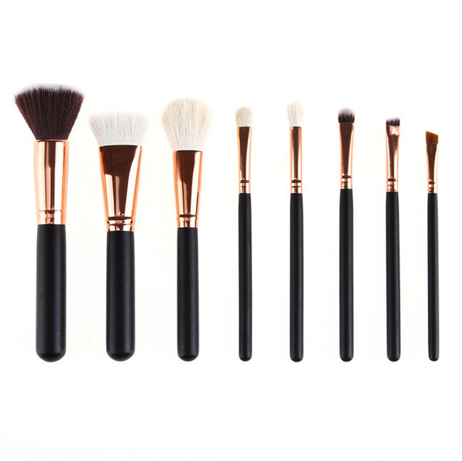 8PCS Makeup Brushes Tools Set