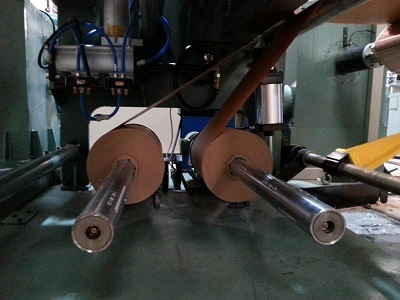Transformer Foil Winding Machine From China