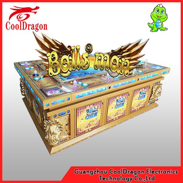 Ocean King 3 Monster Awaken Casino Game Fish Hunter Arcade Game Machine