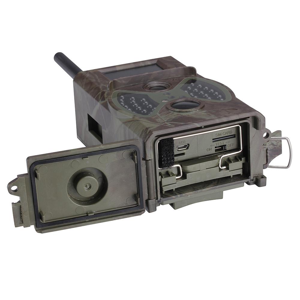 12MP 2g GSM MMS GPRS Hunting Trail Camera Wildlife Camera