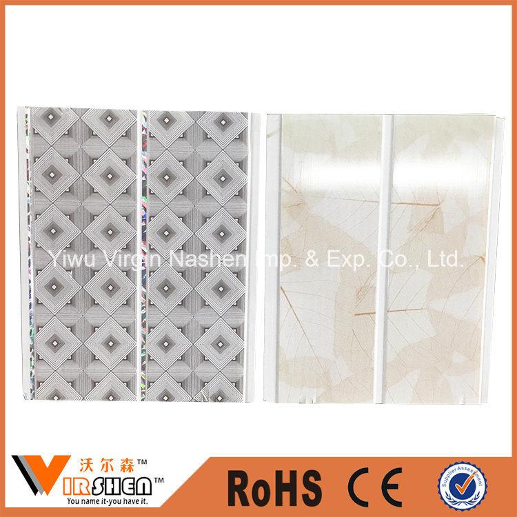 Building Material PVC Ceiling Designes PVC Wall Panel Price