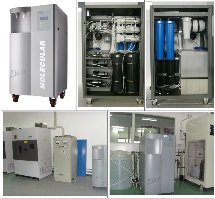 Laboratory Reveres Osmosis Water System Manufacturer