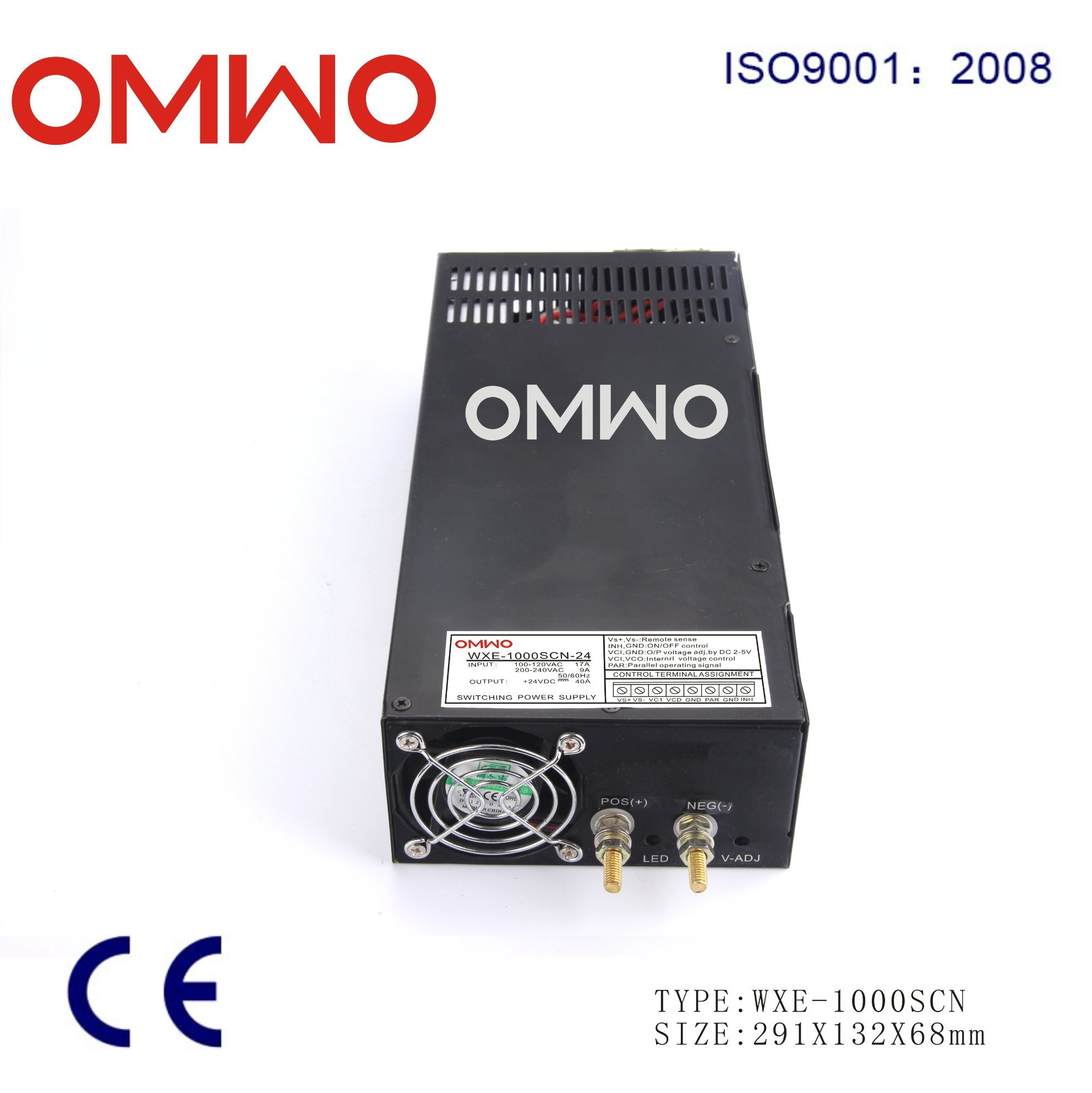 Power Supply AC to DC Transformer